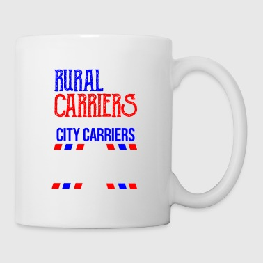 Retirement Post Office Retired Postal Worker Gift - Mug