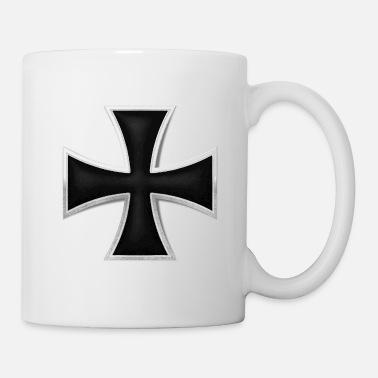 e4026c0e99d8 Mugs et récipients Croix De Fer à commander en ligne   Spreadshirt