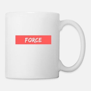 The Force FORCE - Kubek