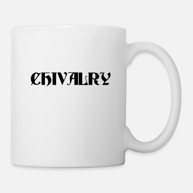 Orders Of Chivalry Black Chivalry - Mug