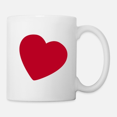 Serce little heart FR - Mug