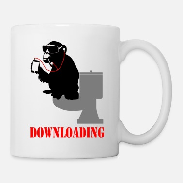 Download downloading - Mug