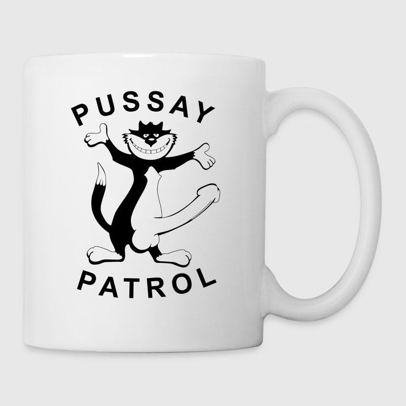 Pussay Patrol from as seen in The Inbetweeners Movie - Mug