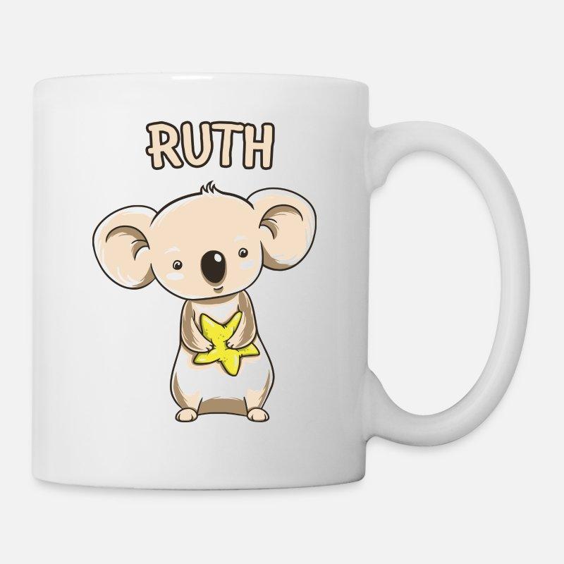 Koala Lustig Kind Ruth Geschenk Geburtstag Kopie Tasse Spreadshirt