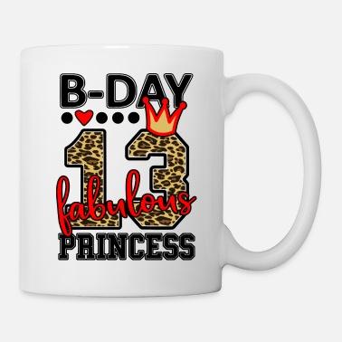 13de Verjaardag Cadeaus Online Bestellen Spreadshirt