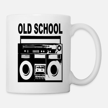 Urban old school - Tasse