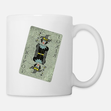 Playing Joker card playing card - Mug