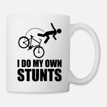 Own stunts - Mug