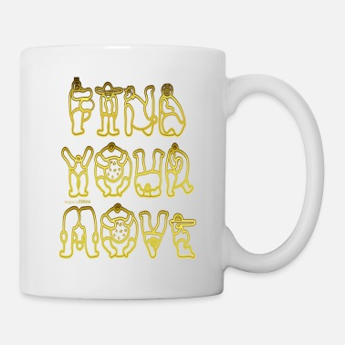 Find your move - Mug