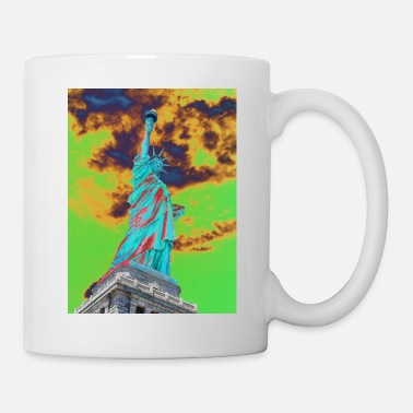 Big Apple Statue of Liberty - Mug