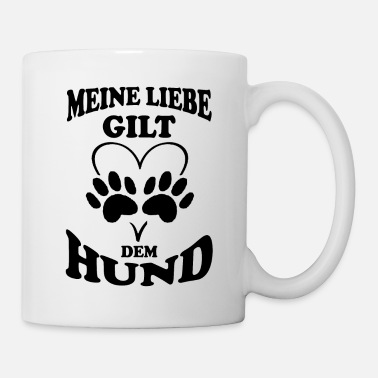 Dogowner Love is for the dog - Mug
