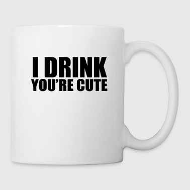 I Drink You're Cute - Mok