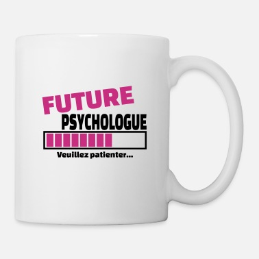 Étudiant future psychologue - Mug