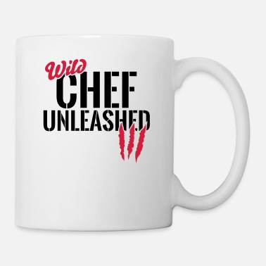Cook Wild cooking unleashed - Mug