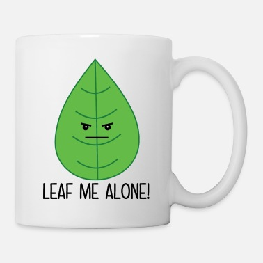 Leaf Leaf Me Alone - Mok