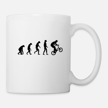 Bike  Evolution of BMX - Tasse