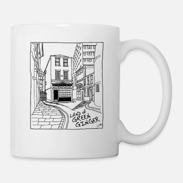 Hull The Land of Green Ginger, Hull - Mug