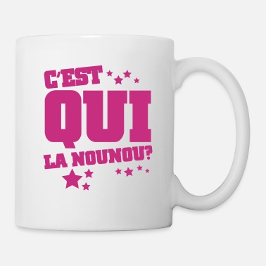 Nounou Commander LigneSpreadshirt À Récipients Mugs Et En kOn0wP8X