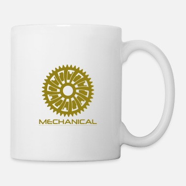Mechanic Mechanical - Mechanical - Mug