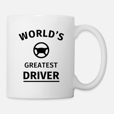 Welt World's Greatest Driver - Tasse
