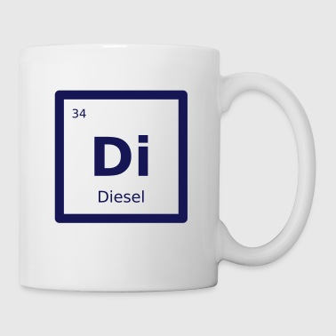 Diesel (Element) - Mug