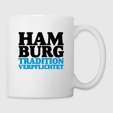 Hamburg Tradition Farbe - Tasse