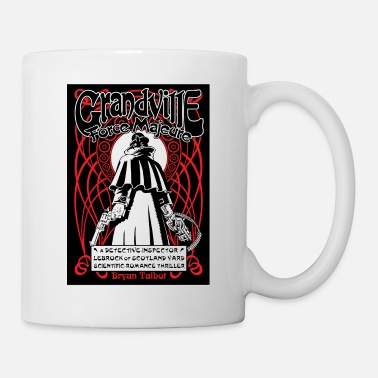 Grandville: Force Majeure cover - Mug