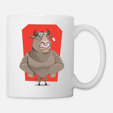 Swagg SWAGG BULL - Tasse