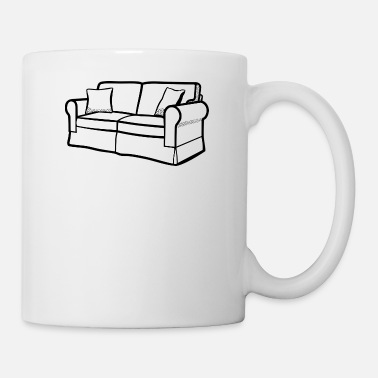 Couch couch - Mug