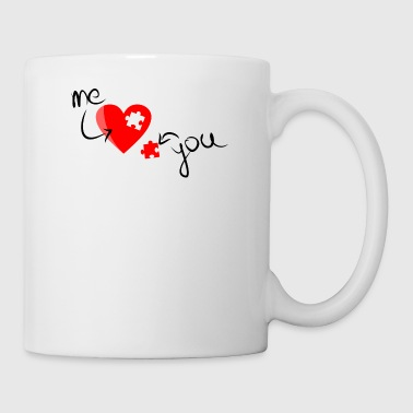 Me love you - Mugg