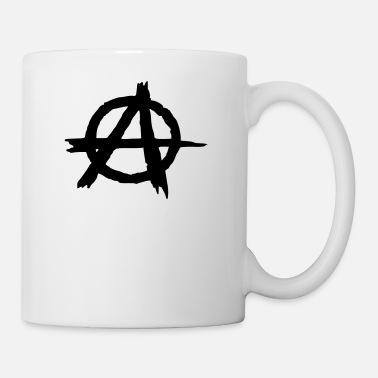 Anarchist Anarchie Anarchist Punk - Tasse