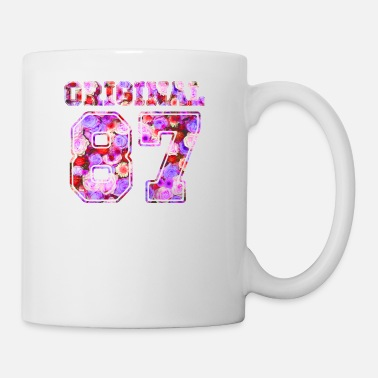 Bday 1987 - Birthday Present Bday - Tasse