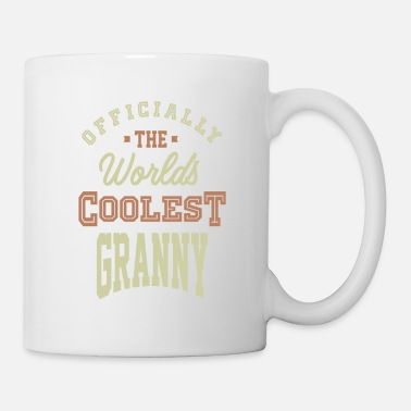 Grandmother Coolest Granny - Mug