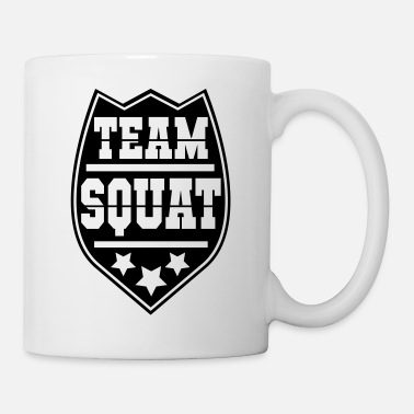Squat team_squat_3_1f - Tasse