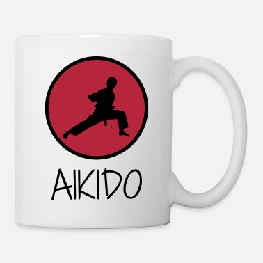 Aikido Aikido / Aikidoka / Martial art / Fight - Mok