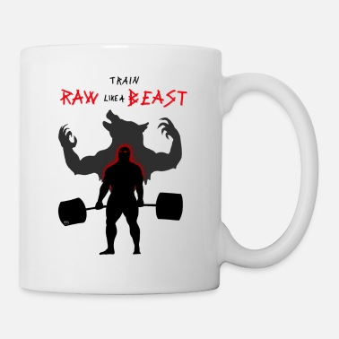 Hebend Workout-Beast - Tasse