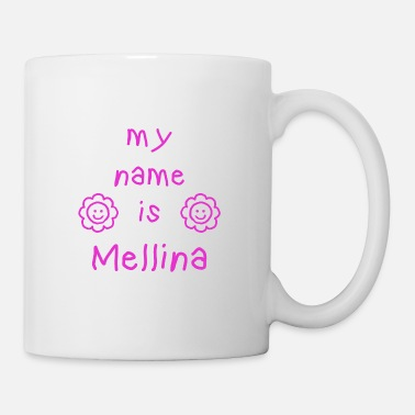 MELLINA MY NAME IS - Tazza