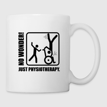 No Wonder! Physiotherapy - Mug
