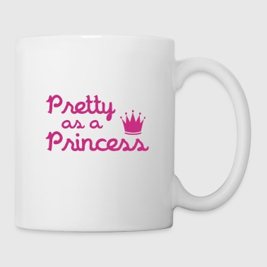 Pretty As A Princess - Kubek