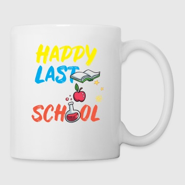 Teacher Last Day of School Summer Vacation - Mug