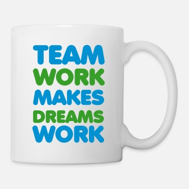 Worker Team Work - Mug