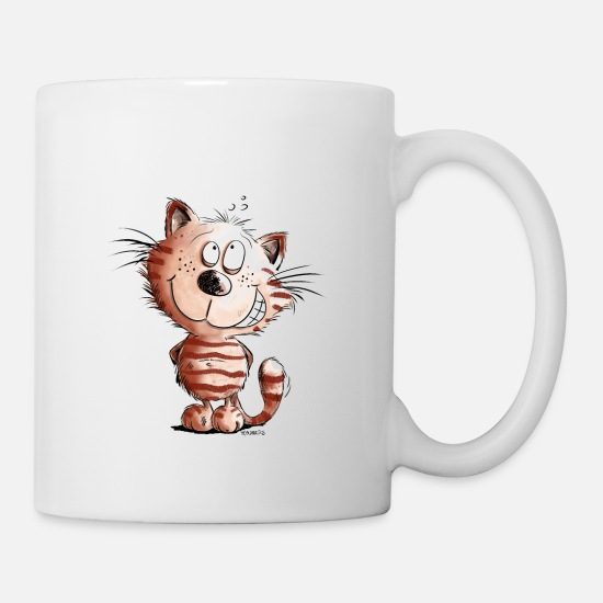 Innocence Mugs & Drinkware - I do not cat I cat motif comic gift - Mug white
