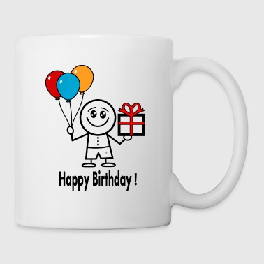 birthday - Mugg