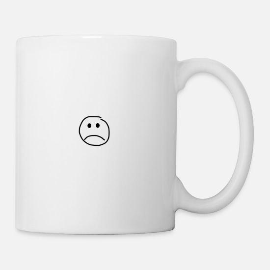 Emoji Mugs & Drinkware - Smiley - Mug white