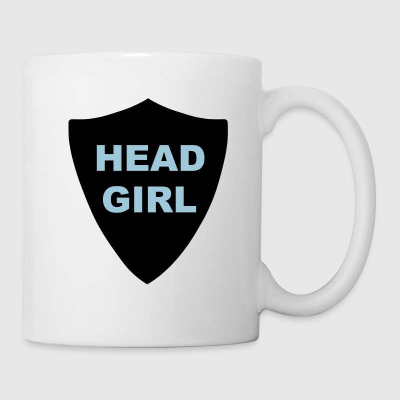 Head Girl Badge - Mug