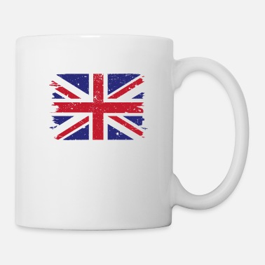 Meeting Union Jack Vintage - Mug