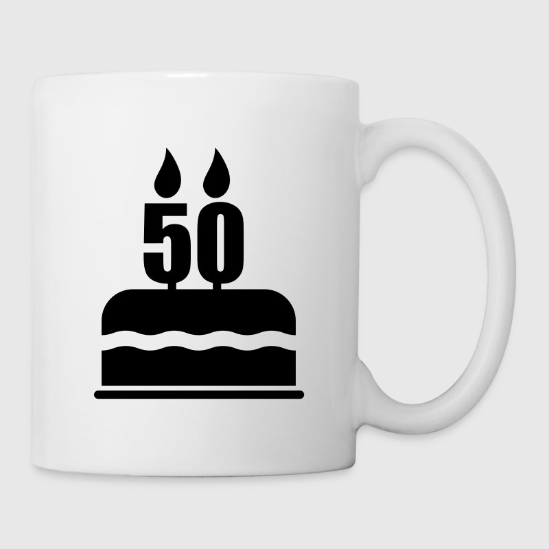 50th Birthday Gifts - 50esimo Compleanno - Tazza