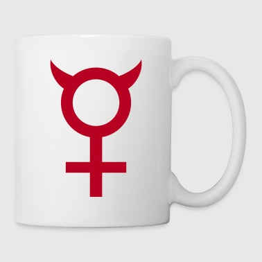 devil_woman - Tasse