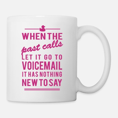voicemail has nothing new to say - Mug