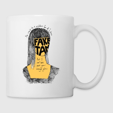 Fake Tan (Colour) - Mug